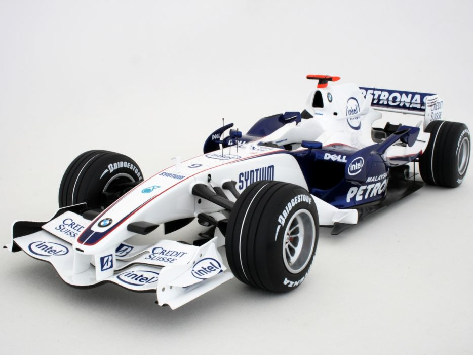 2007 BMW Sauber F1-07 formula one formula-1 f-1 race racing     f wallpaper