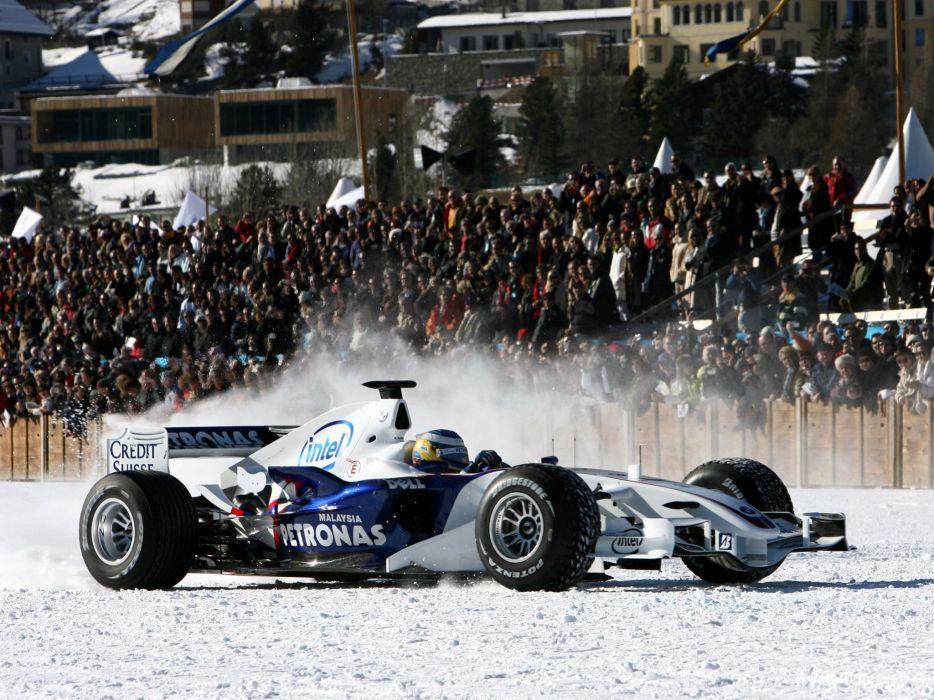 2007 BMW Sauber F1-07 formula one formula-1 f-1 race racing   g wallpaper