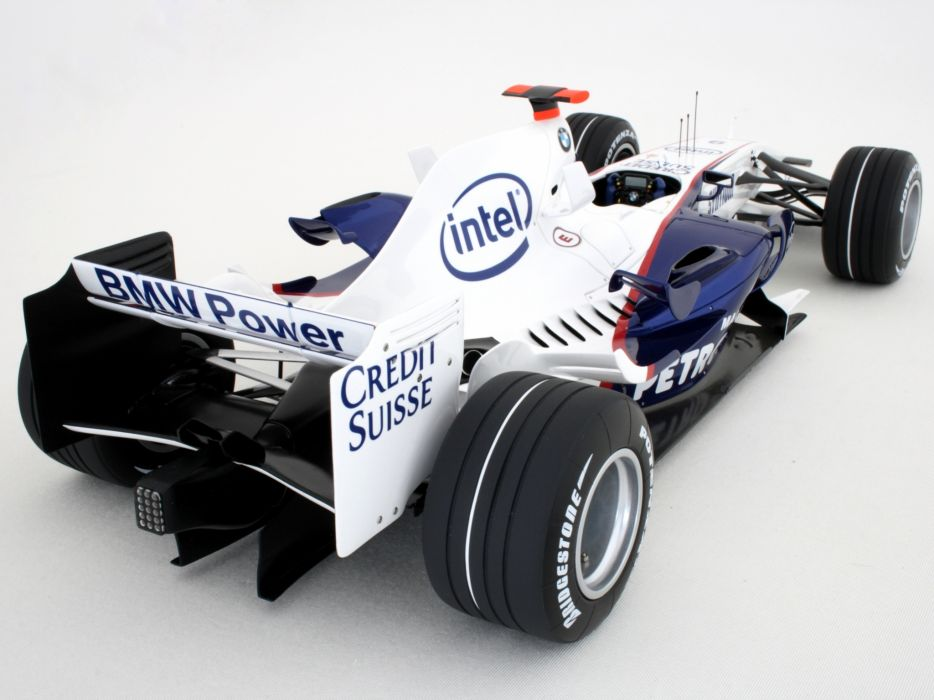 2007 BMW Sauber F1-07 formula one formula-1 f-1 race racing  g wallpaper