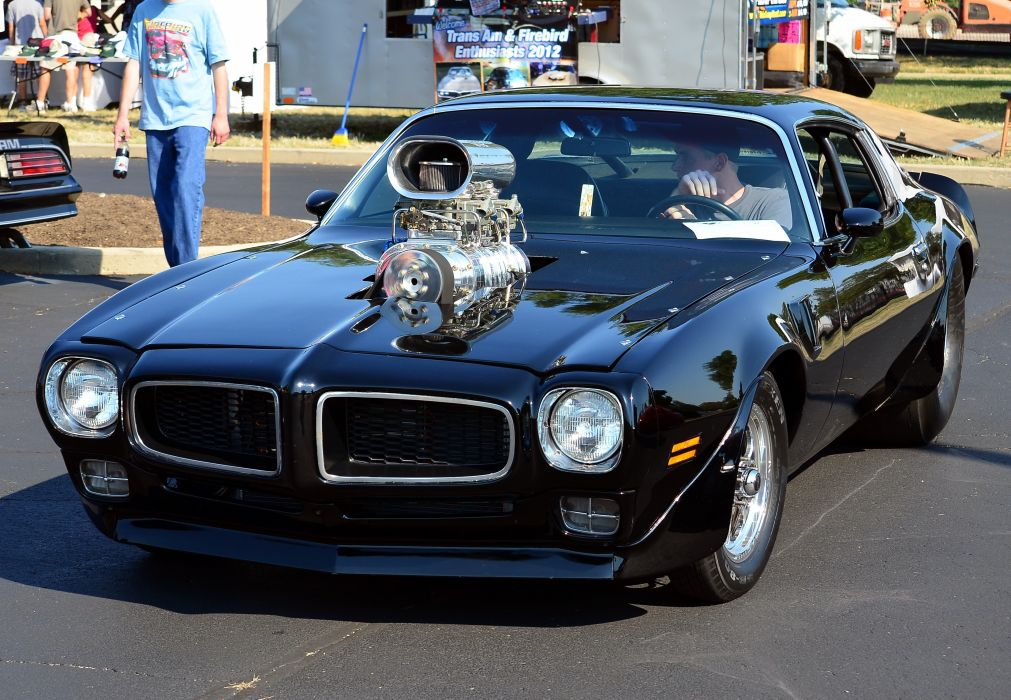 pontiac trans am tuning custom muscle hot rod rods classic engine engines wallpaper