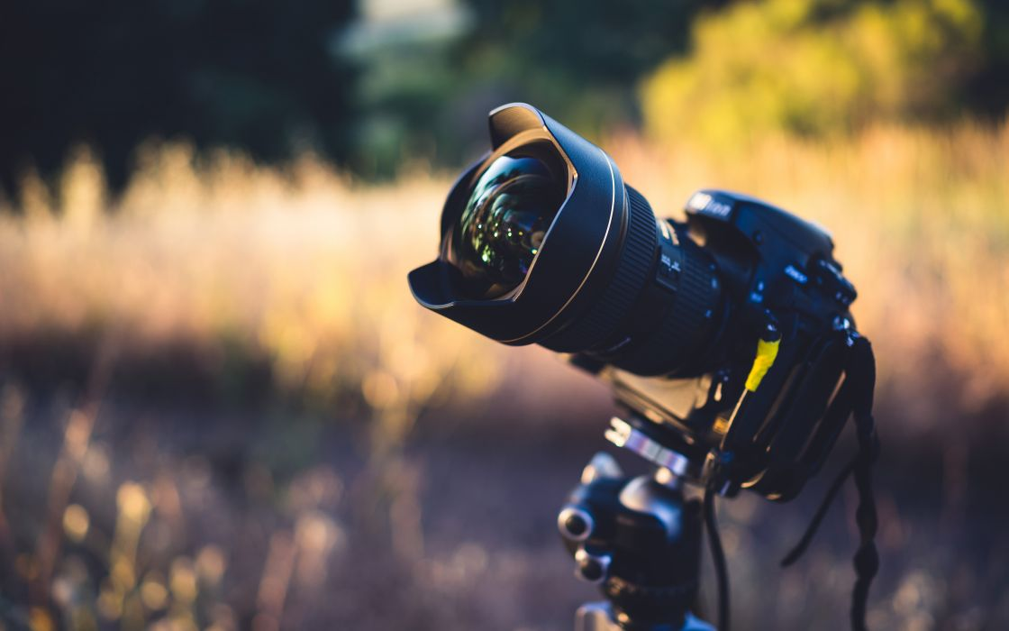 Camera Lens Nikon DSLR photography wallpaper