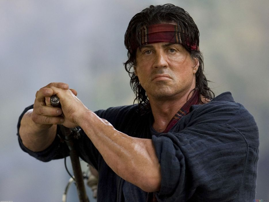 Rambo Sylvester Stallone Men Movies Celebrities wallpaper