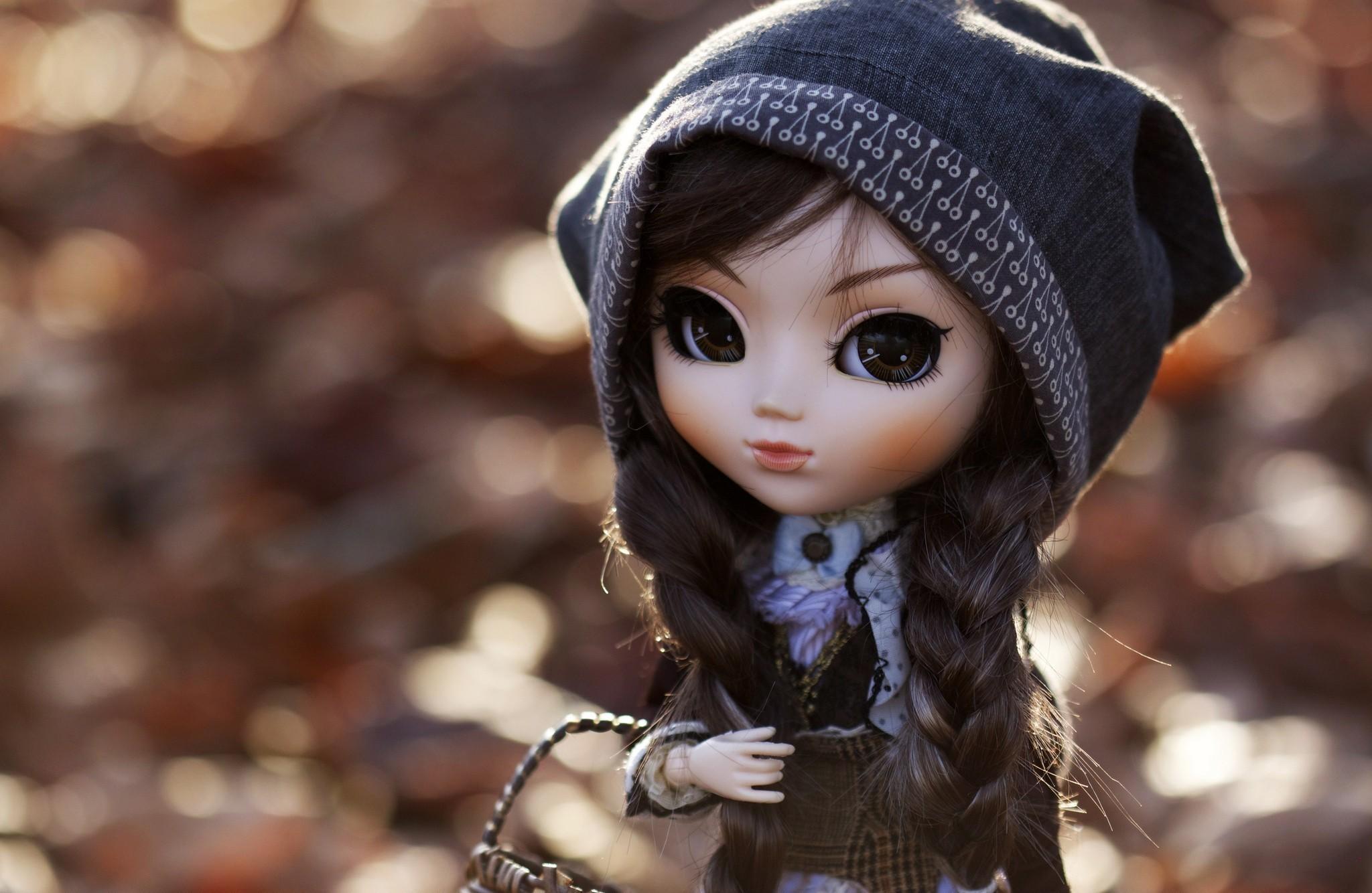 toys doll little girls dolls toy redhead girl winter autumn mood