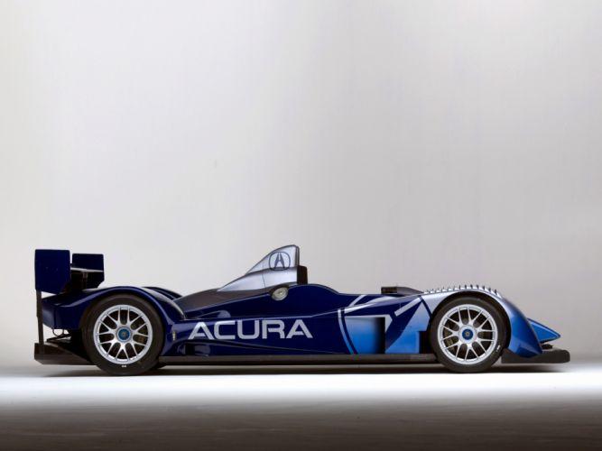 2006 Acura ALMS Race Car Concept racing d wallpaper