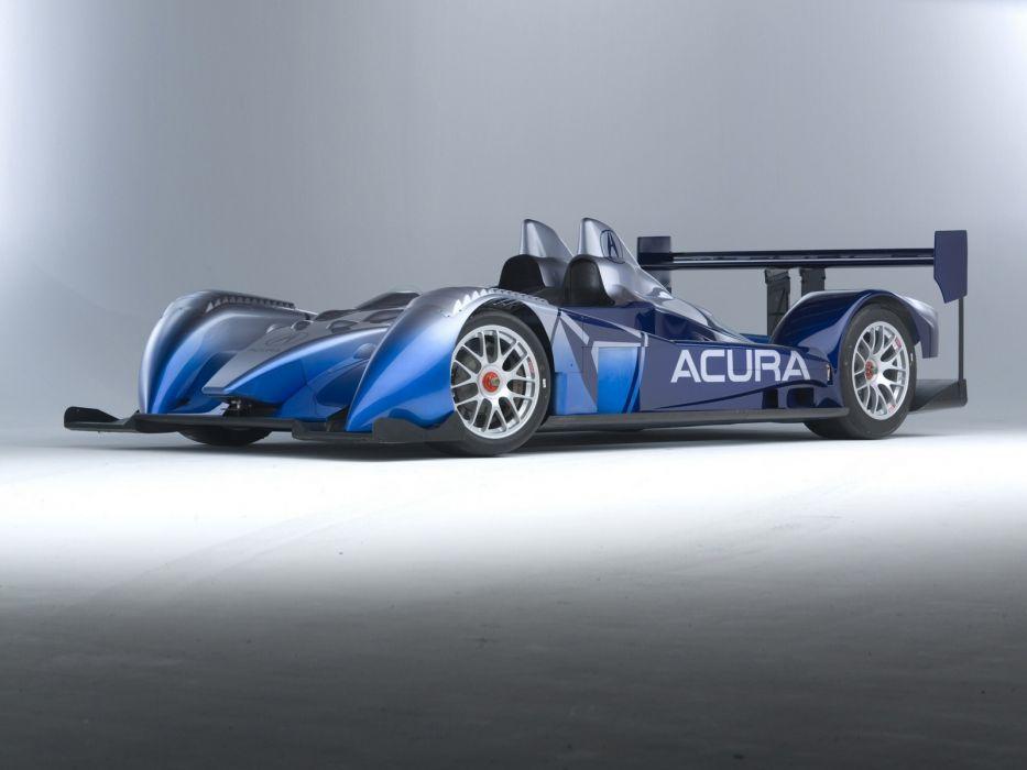 2006 Acura ALMS Race Car Concept racing  f wallpaper
