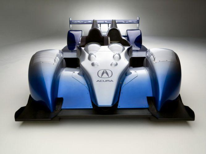 2006 Acura ALMS Race Car Concept racing wallpaper