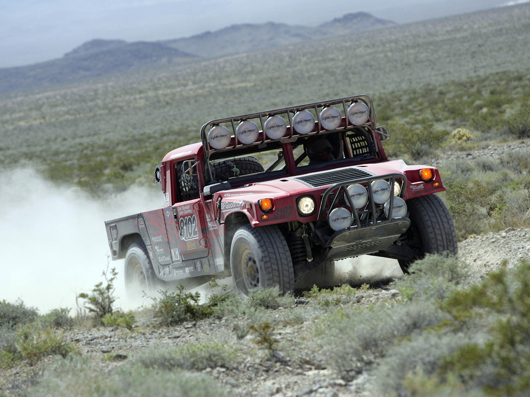 2006 Hummer h1 Alpha Rally