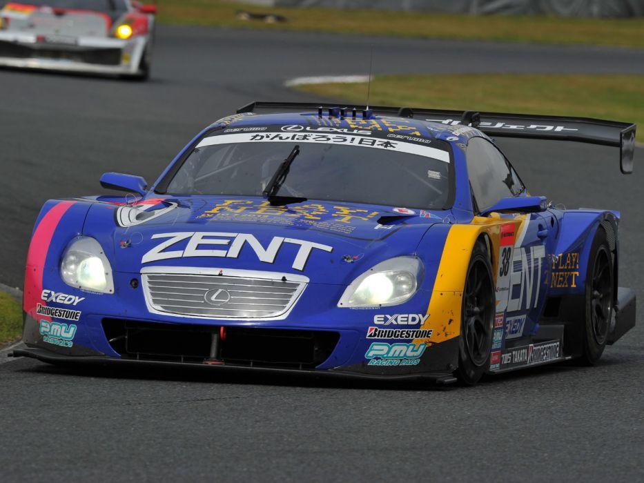 2006 Lexus SC 430 Super-GT race racing g-t super   d wallpaper