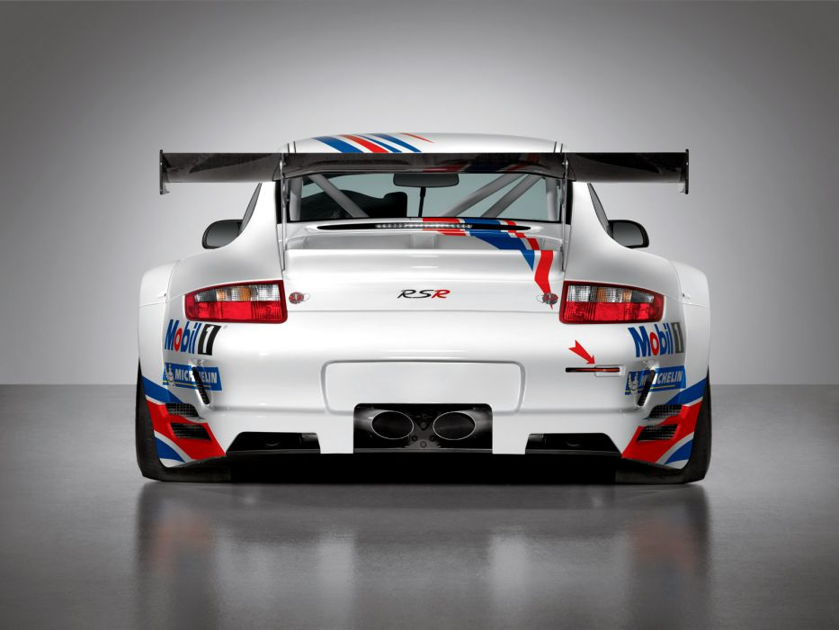 2006 Porsche 911 GT3 RSR 997 race racing supercar supercars   ds wallpaper