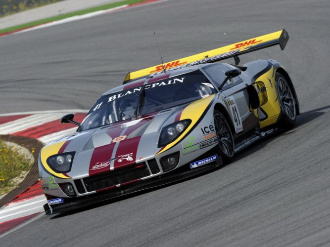 2007 Matech Racing Ford GT supercar supercars race racing ford-gt g-t f wallpaper