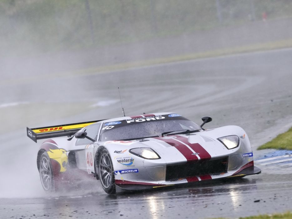 2007 Matech Racing Ford GT supercar supercars race racing ford-gt g-t   gd wallpaper