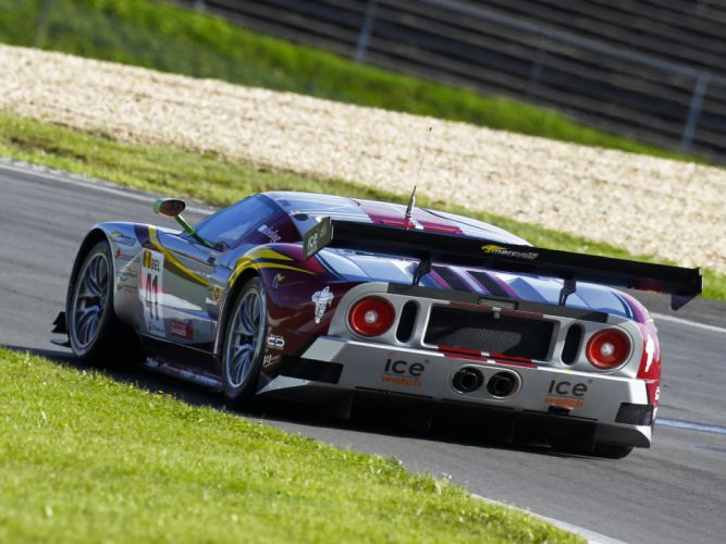 2007 Matech Racing Ford GT supercar supercars race racing ford-gt g-t hf wallpaper