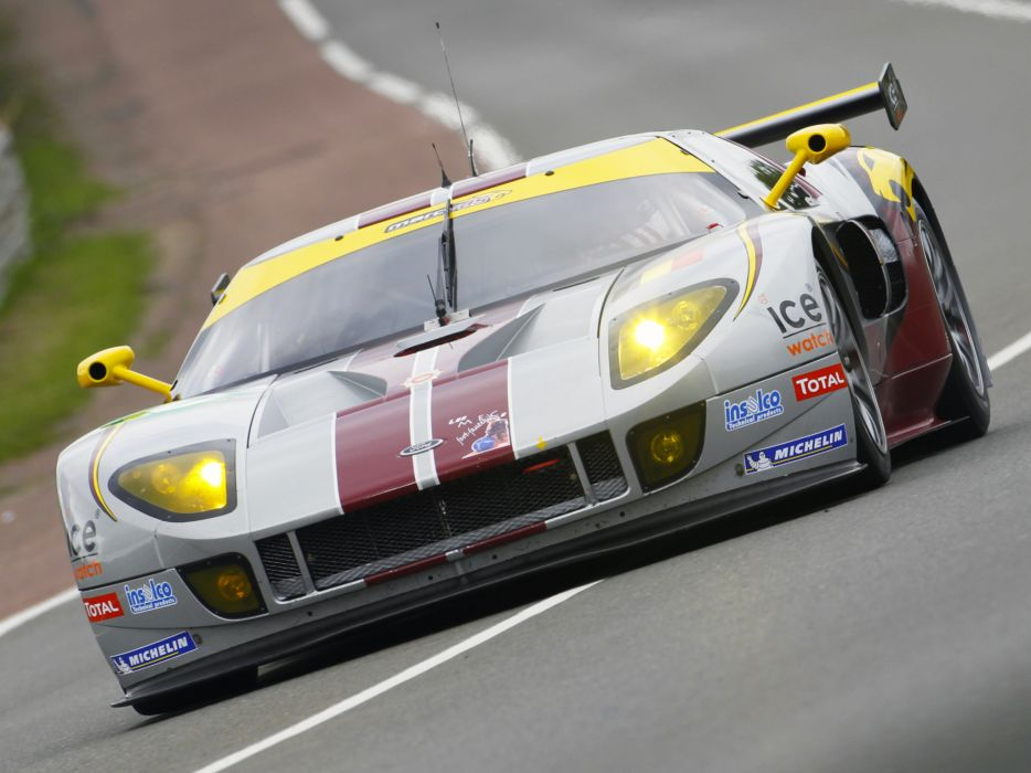 2007 Matech Racing Ford GT supercar supercars race racing ford-gt g-t  j wallpaper