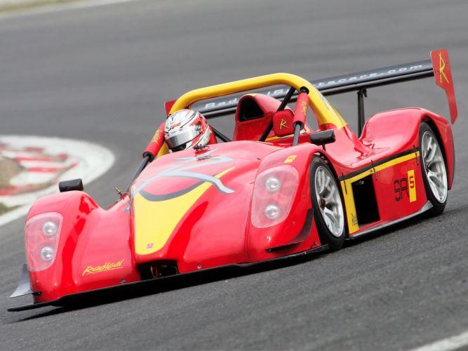 2007 Radical SR5 supercar supercars race racing wallpaper