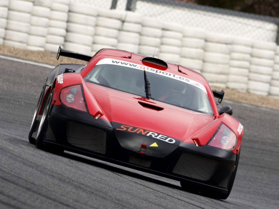 2007 SunRed SR21 supercar supercars race racing wallpaper