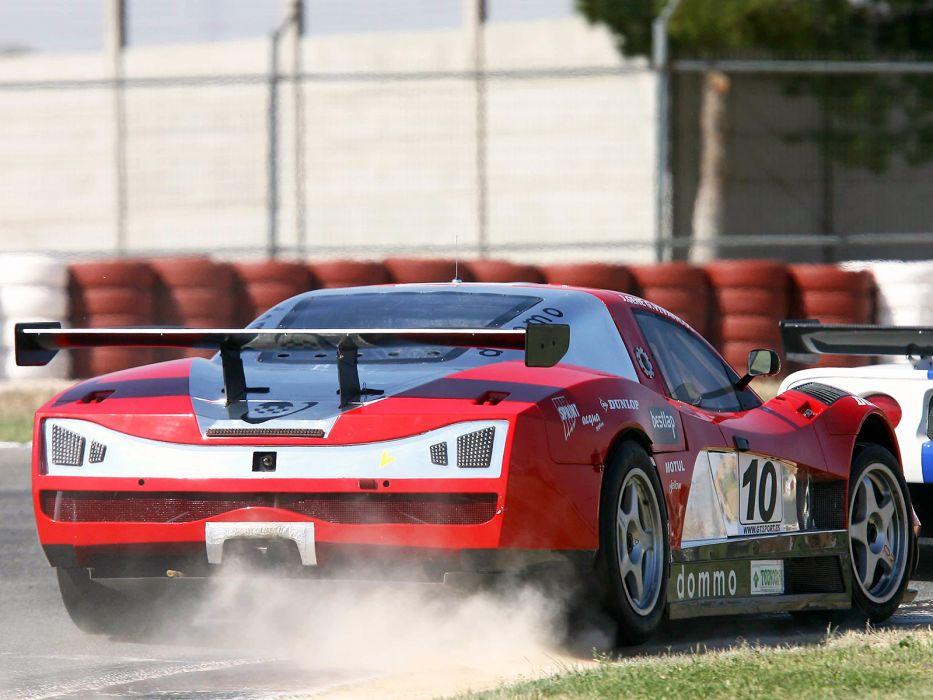 2007 SunRed SR21 supercar supercars race racing burnout wallpaper