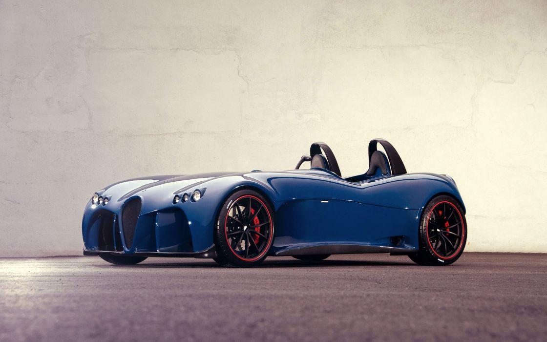 2011 Wiesmann Spyder Concept supercars supercar wallpaper