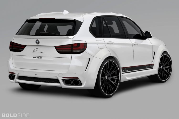 2013 Lumma Design BMW CLR X-5 R-S tuning suv b wallpaper