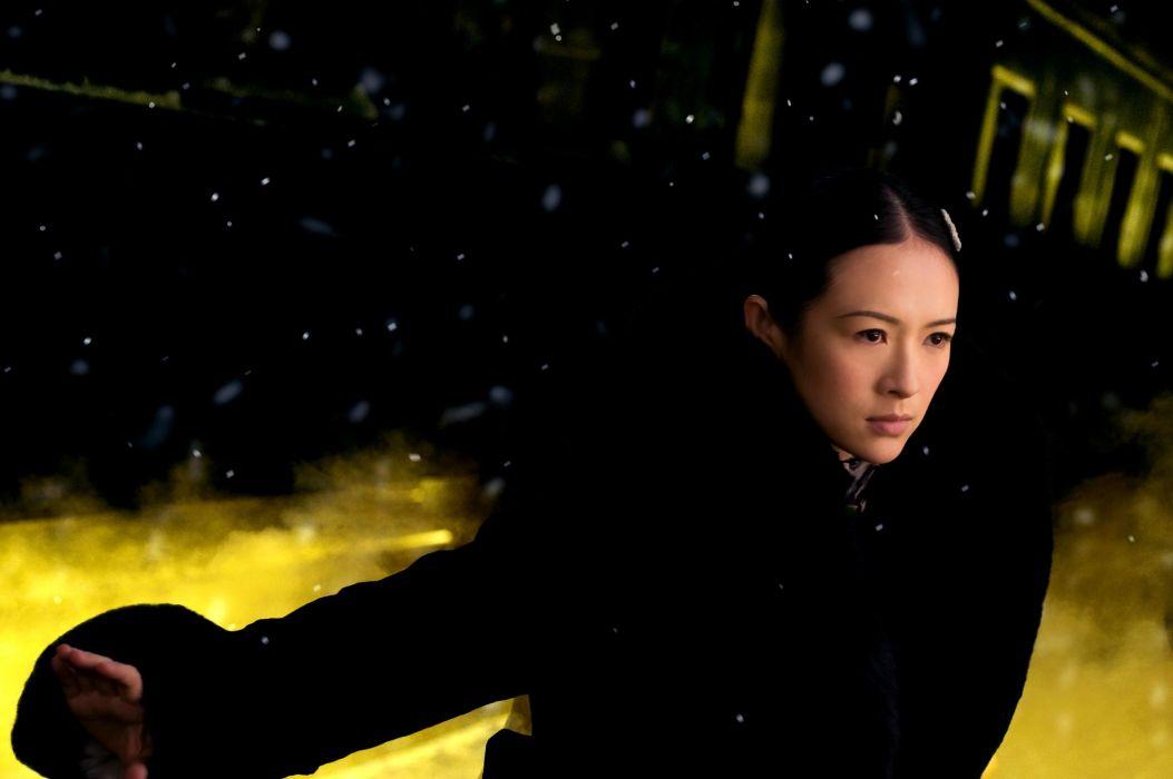 The Grandmaster 2013 action drama martial arts asian mood bokeh wallpaper