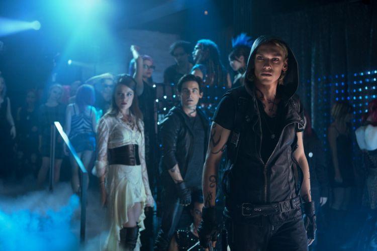 The Mortal Instruments City Of Bones 2013 action adventure drama fs wallpaper
