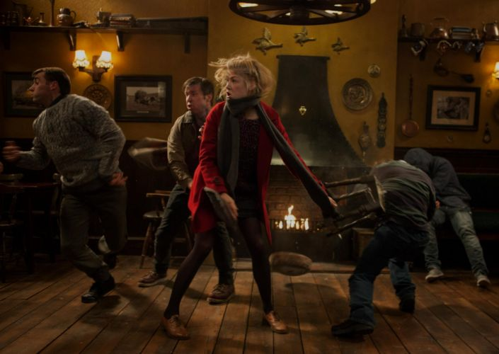 The Worlds End 2013 comedy action sci-fi d wallpaper