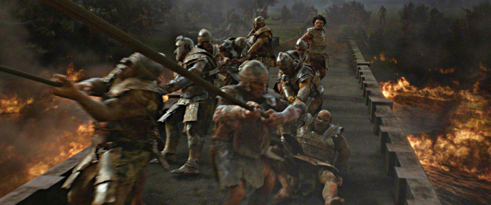 Jack The Giant Slayer 2013 fantasy adventure battle     g wallpaper