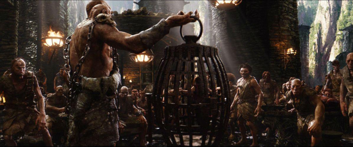 Jack The Giant Slayer 2013 fantasy adventure dark monster monsters he wallpaper