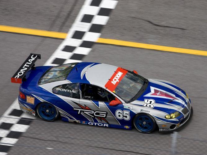 2005 Pontiac GTO-R race racing gto f wallpaper