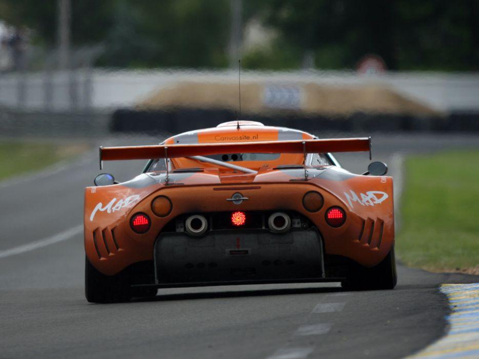 2005 Spyker C8 Spyder GT2R supercars supercar race racing c-8 fuel wallpaper