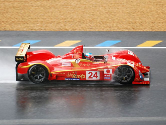 2006 Courage LC70 Le-Mans race racing g wallpaper