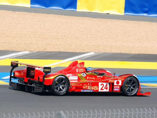 2006 Courage LC70 Le-Mans race racing h wallpaper