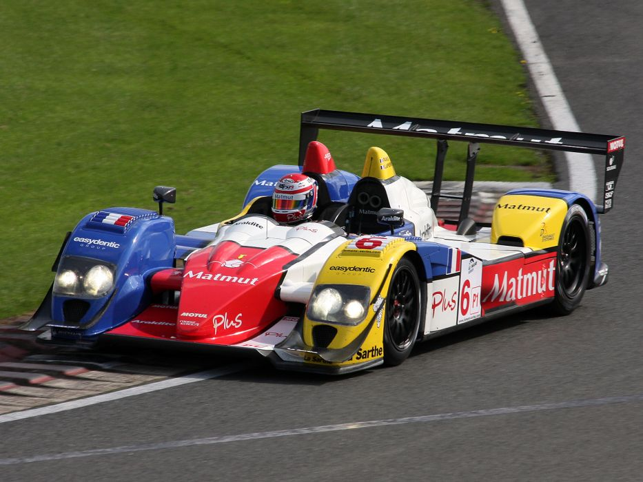 2006 Courage LC70 Le-Mans race racing wallpaper