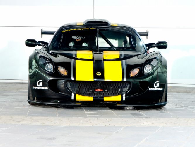 2006 Lotus Sport Exige GT3 supercar supercars race racing g wallpaper