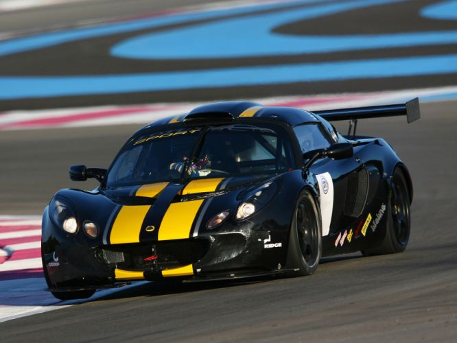 2006 Lotus Sport Exige GT3 supercar supercars race racing gd wallpaper