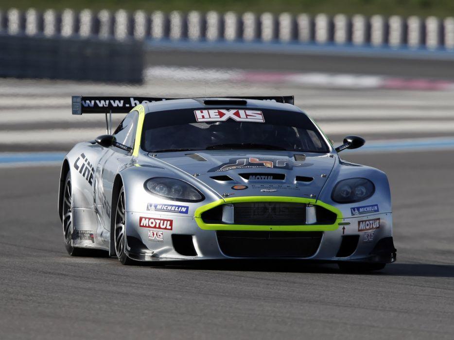 2004 Aston Martin DBRS9 GT race racing g-t supercar supercars     fa wallpaper