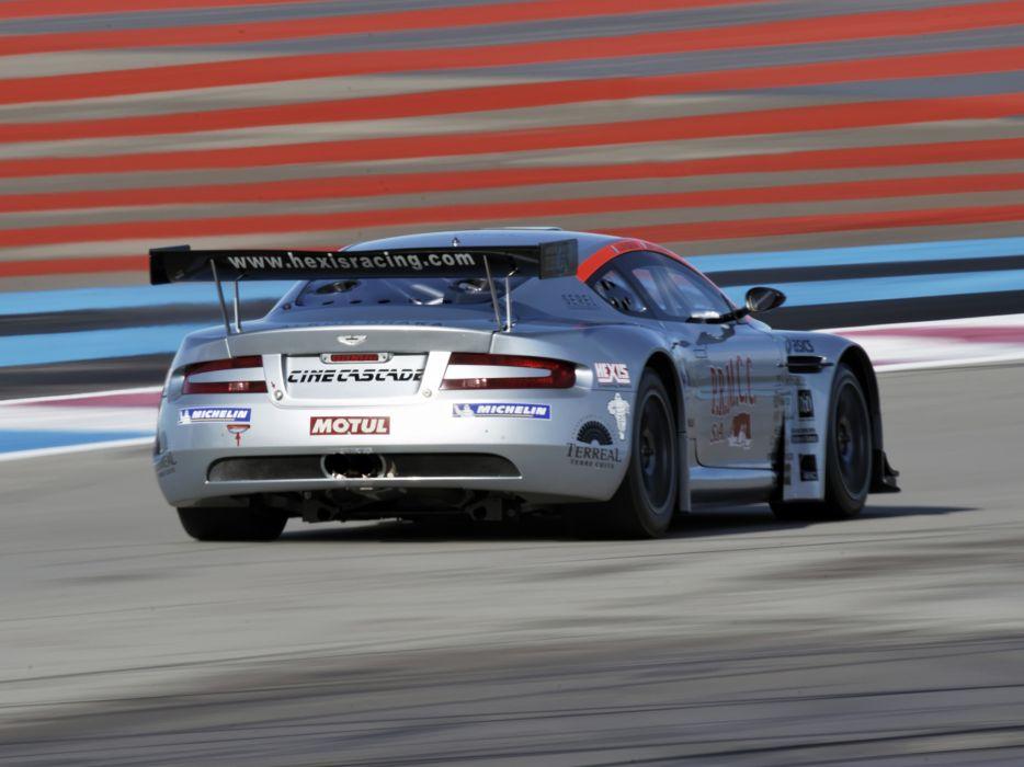 2004 Aston Martin DBRS9 GT race racing g-t supercar supercars   h wallpaper