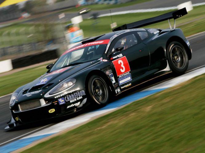 2004 Aston Martin DBRS9 GT race racing g-t wallpaper