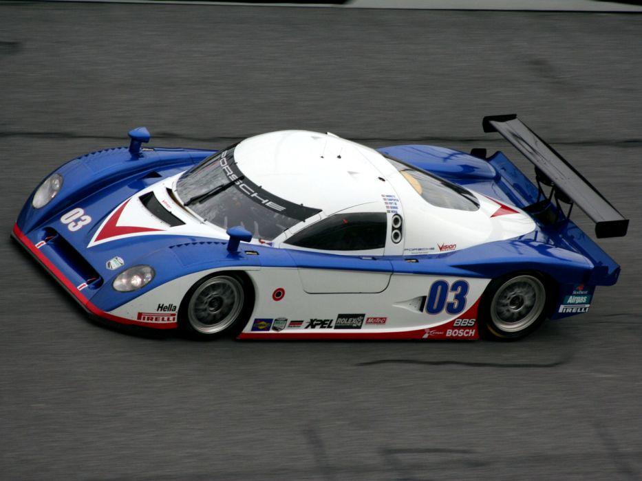 2004 Crawford Porsche DP03 race racing wallpaper