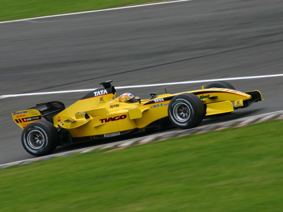 2005 Jordan EJ15 formula one f-1 race racing  f wallpaper