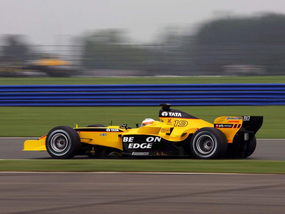 2005 Jordan EJ15 formula one f-1 race racing wallpaper