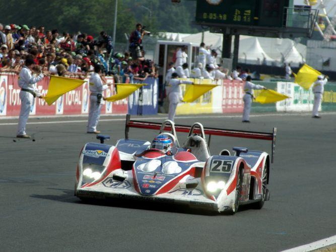 2005 Lola MG EX264 Le-Mans race racing m-g wallpaper