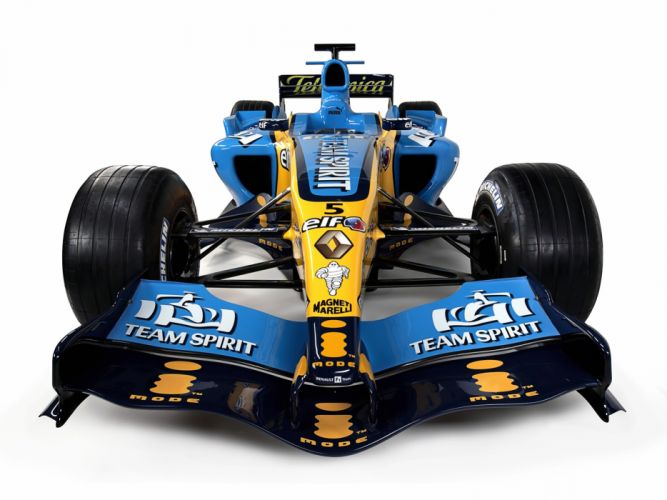 2005 Renault R25 formula one f-1 race racing f wallpaper