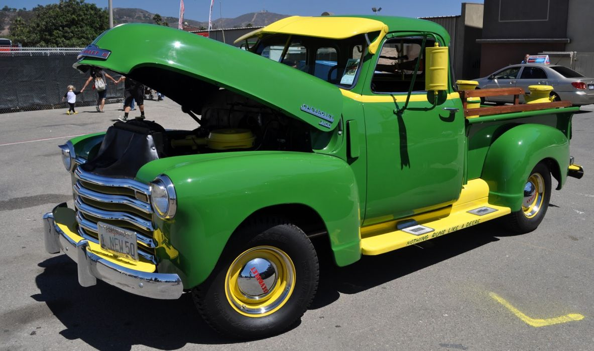 chevrolet pickup truck retro_JPG wallpaper