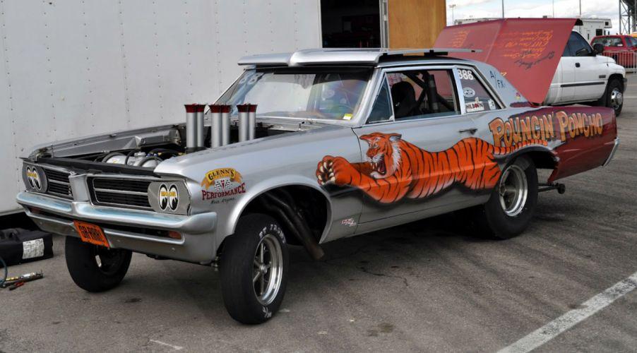 pontiac drag racing race hot rod rods engine engines wallpaper