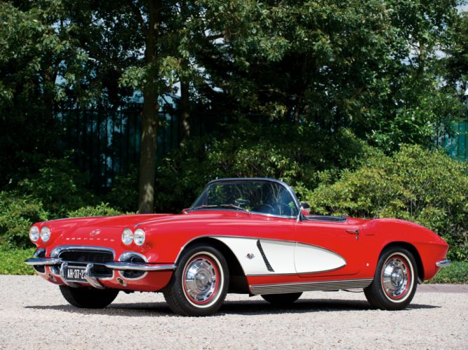1962 Chevrolet Corvette C-1 supercar supercars muscle classic covertible g wallpaper