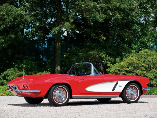 1962 Chevrolet Corvette C-1 supercar supercars muscle classic covertible g wallpaper
