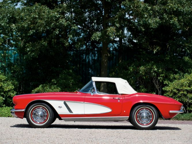 1962 Chevrolet Corvette C-1 supercar supercars muscle classic covertible wallpaper