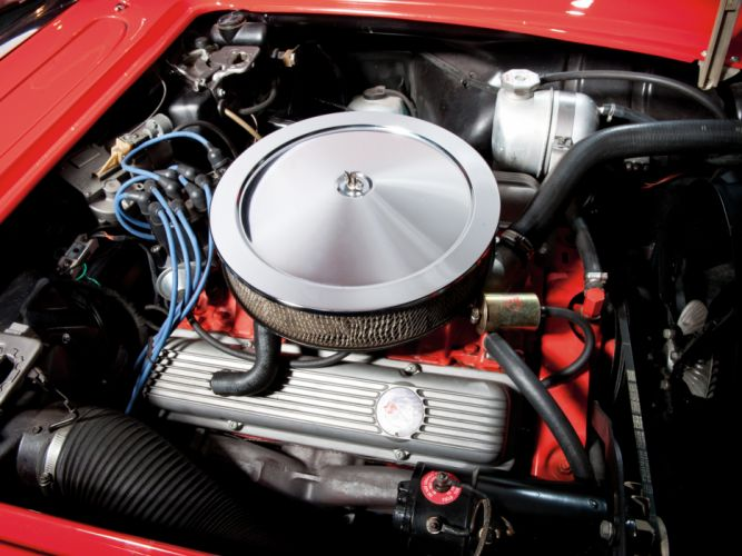 1962 Chevrolet Corvette C-1 supercar supercars muscle classic covertible engine engines f wallpaper