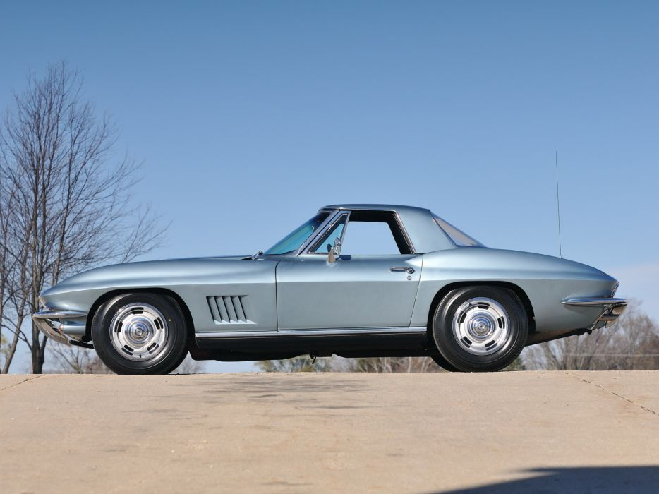 1967 Chevrolet Corvette Sting Ray 427 Convertible C-2 supercar supercars classic muscle    gd wallpaper