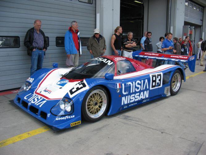 1990 Nissan R90CK GTP race racing g wallpaper